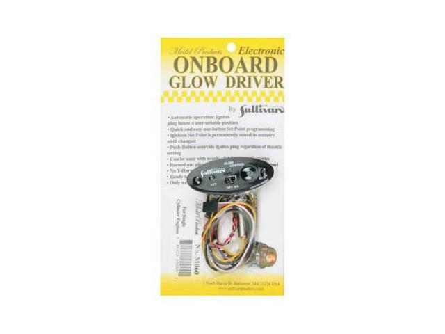 M060 Onboard Glow Plug Driver SULP0060 SULLIVAN PRODUCTS