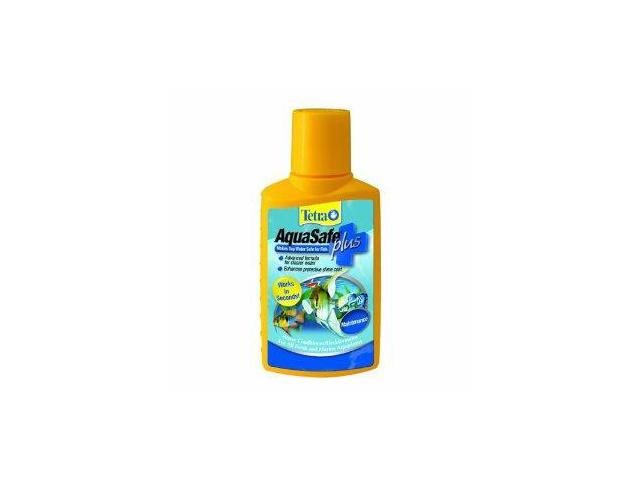 Tetra 3-3/8-Ounce AquaSafe Water Conditioner with BioExtract TSN16168 UPG- AQUATICS (TETRA)