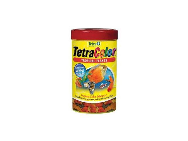 Tetra Color Flakes, 2.20 Ounces TSN77161 UPG- AQUATICS (TETRA)