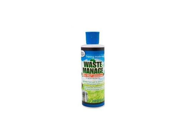 Four Paws 8-Ounce Waste Manager Attractant for Dogs FP15018 FOUR PAWS PRODUCTS LTD