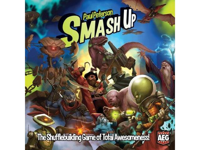Smash Up Game by Alderac Entertainment Group