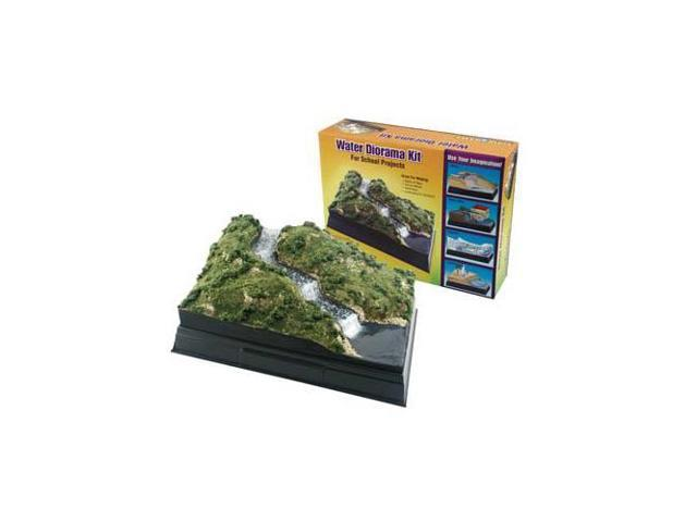 DESIGN PRESERVATION MODELS SP4113 Scene-A-Rama Water Diorama Kit