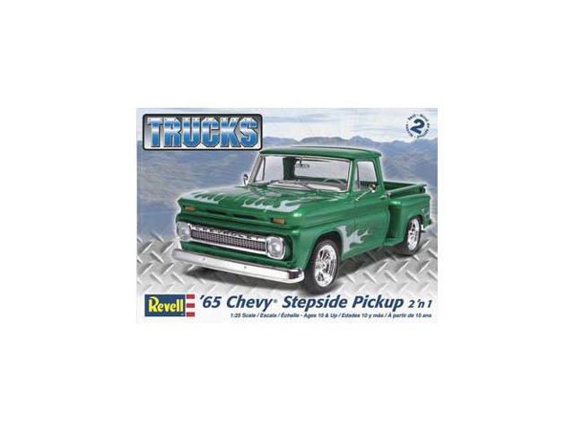 857210 1/25 '65 Chevy Stepside Pickup 2N1 RMXS7210 REVELL/MONOGRAM