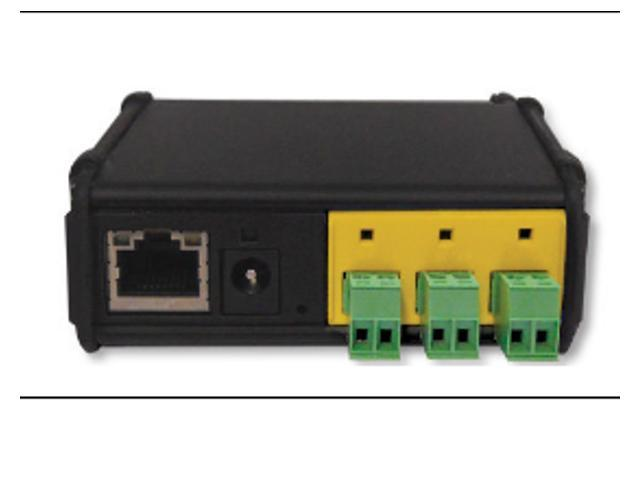 Global Cache iTach, IP to Contact Closure with PoE (IP2CC-P)