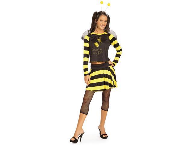 Teen Sweet Bee Costume Rubies 886076