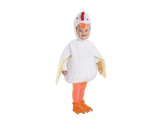 Toddler Chicken Costume by Underwraps Costumes 25979