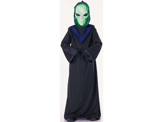 Child Alien Commander Costume Rubies 881030