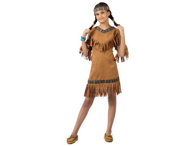 Child Native American Costume by FunWorld 111022