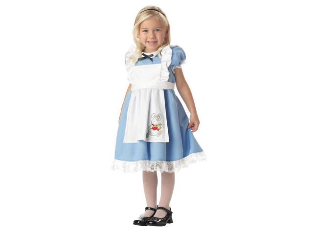 Lil Alice in Wonderland California Costumes 69