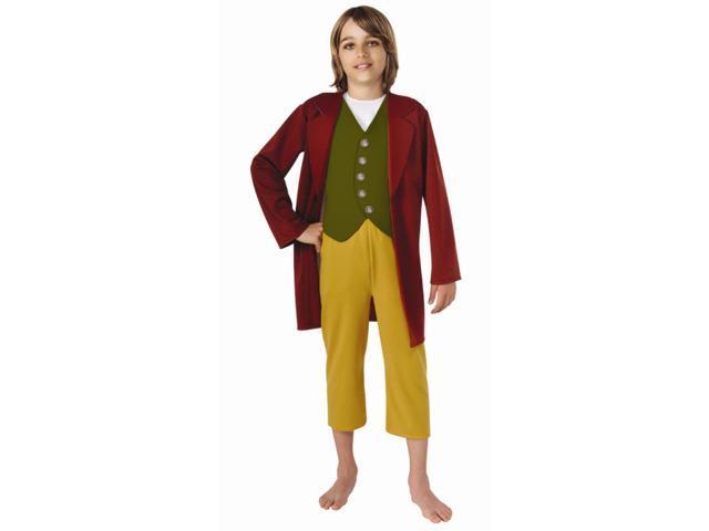The Hobbit Child Bilbo Baggins Costume by Rubies 881460