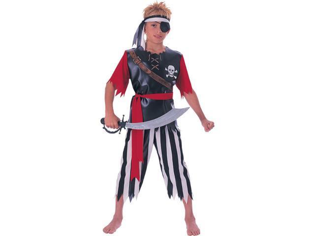 Child Pirate King Costume Rubies 881040