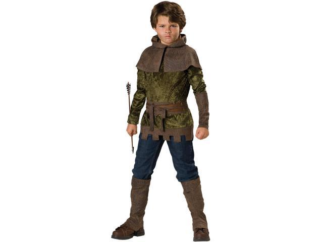 Child Robin Hood of Nottingham Costume Incharacter Costumes LLC 17031