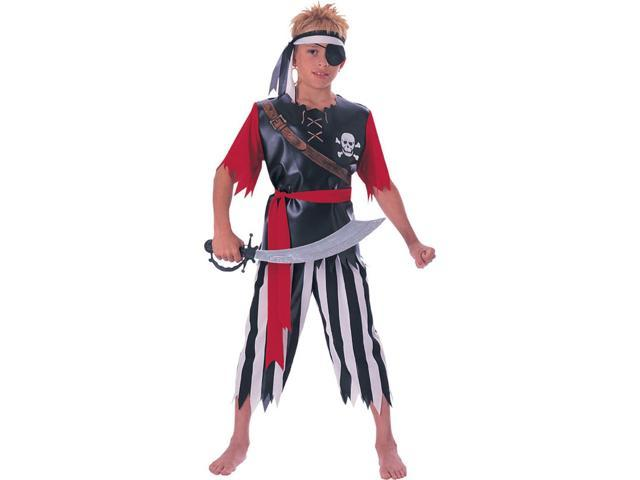 Child Pirate King Costume Rubies 881040