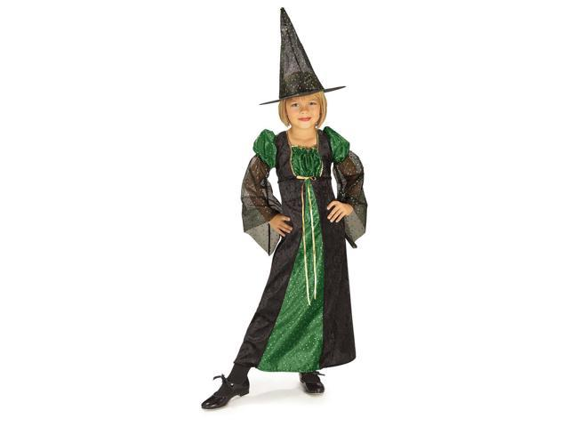 Child Sparkle Witch Costume Rubies 881123
