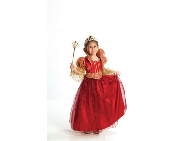 Child Burgundy And Gold Renaissance Costume Princess  sc 1 st  Meningrey & Child Renaissance Costumes - Meningrey