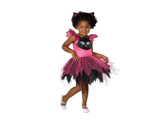 Girl's Kitty Cat Costume Rubies 882825