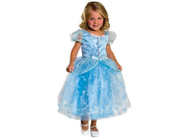 Girl's Crystal Princess Dress Rubies 882713