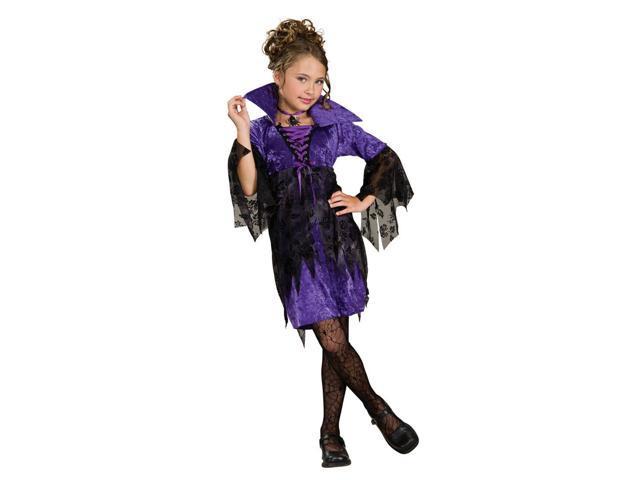 Child Purple Sorceress Costume Rubies 881099