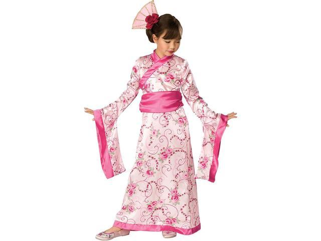 Child Asian Princess Costume Rubies 882727