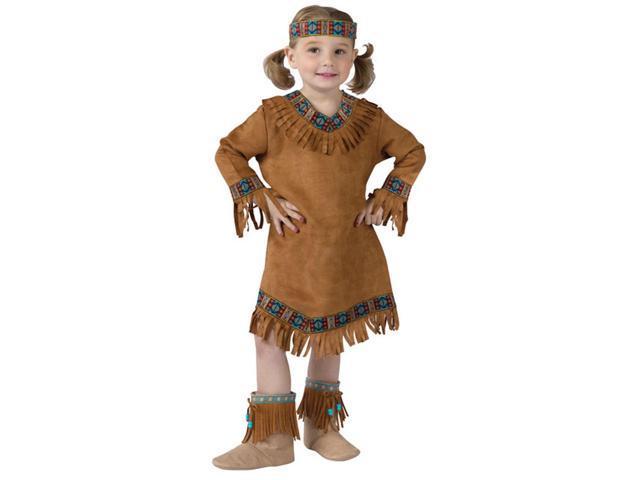Child Native American Costume by FunWorld 111021