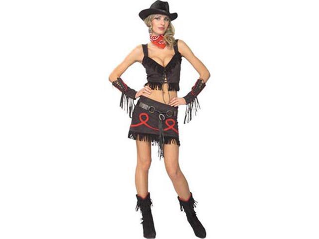 Adult Sexy Cowgirl Costume Rubies 888128