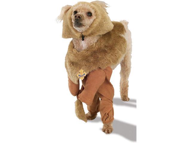 Cowardly Lion Pet Costume Rubies 885914