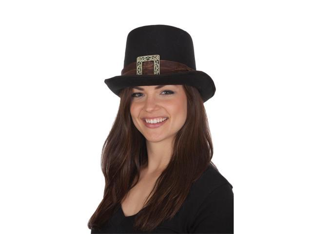 Adult Pilgrim Felt Hat With Buckle by Jacobson Hat 25918