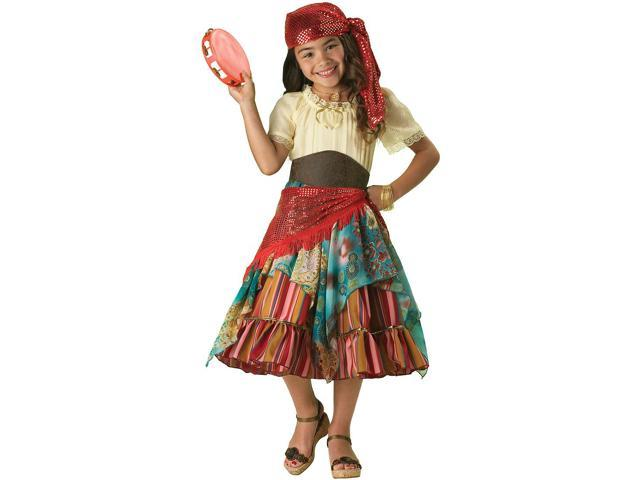 Child Premium Fortune Teller Costume Incharacter Costumes LLC 7016