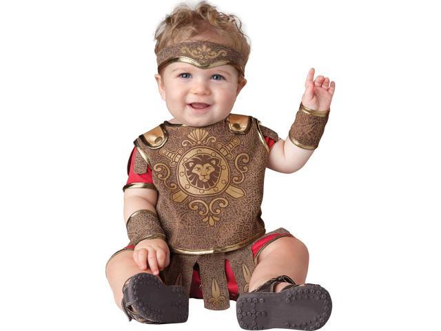Infant Baby Gladiator Costume by Incharacter Costumes LLC 16041
