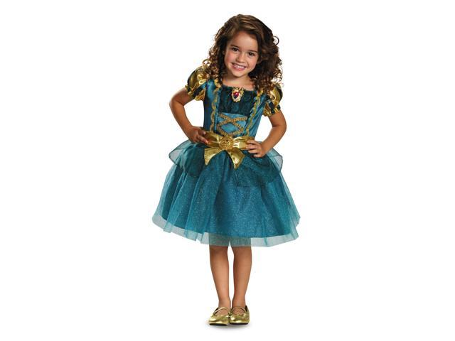 Toddler Brave Merida  Classic  Costume by Disguise 82899