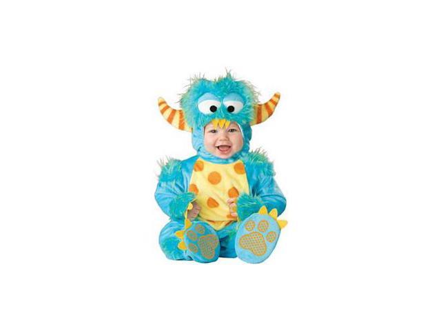 Lil' Monster Baby Costume by InCharacter - 6024