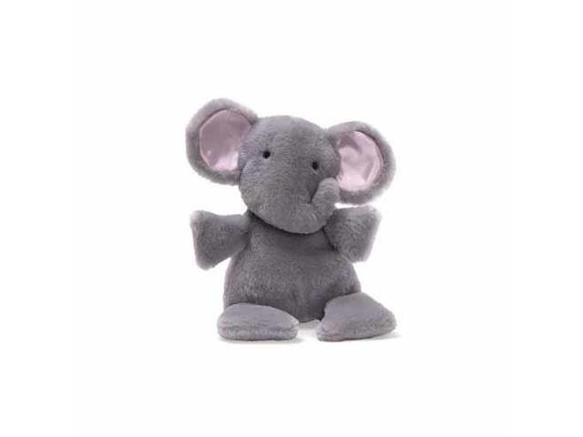 Small Pink Trunkette The Elephant by Gund - 4030395