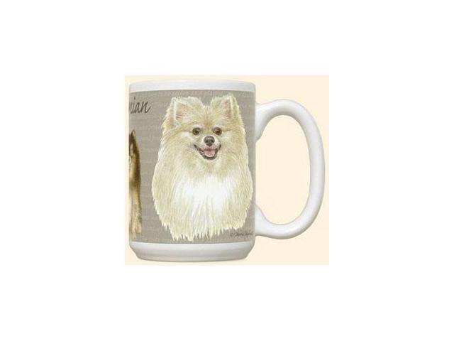 Pomeranian Mug by Fiddler's Elbow - C96FE