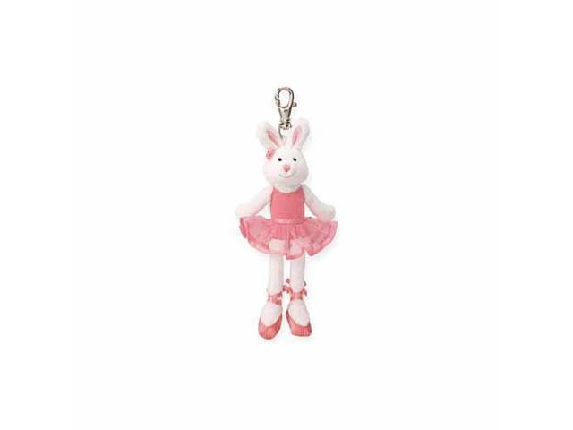 Twirly Girly Zip Clip Bunny by Gund