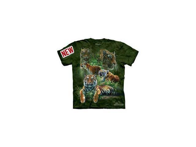 Jungle Tigers Youth T-Shirt by The Mountain - 15-3301