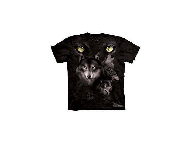 Moon Eyes Collage Youth T-Shirt by The Mountain - 15-3232