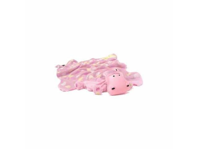 Hada the Hippo Blanket Baby by Zoobies - ZB15971