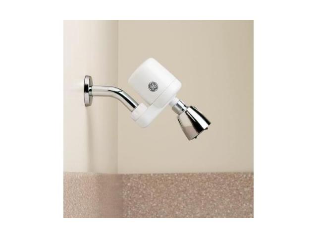 gxsm01hww ge shower filter system. Black Bedroom Furniture Sets. Home Design Ideas