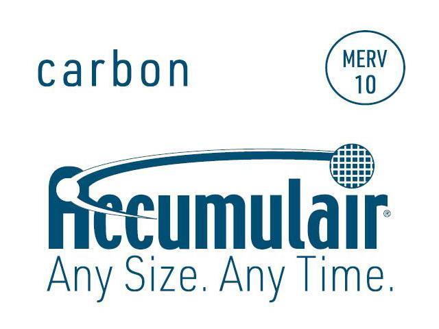 20x20x1 Day and Night Air Purifier Carbon Filters