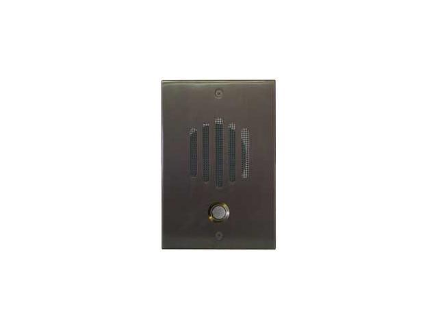 Channel Vision DP6252P Door Plate with Color Camera- Oil Rubbed Bronze