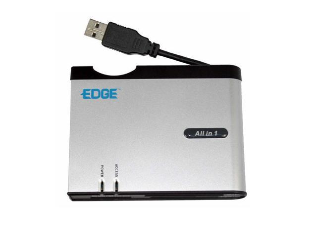 Edge Memory Edge All In One Reader With Sdhc And Xd Pe211622