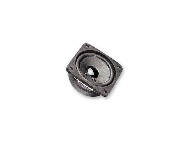 2.5 Inch 8.0W 4 Ohm Full Range Speaker