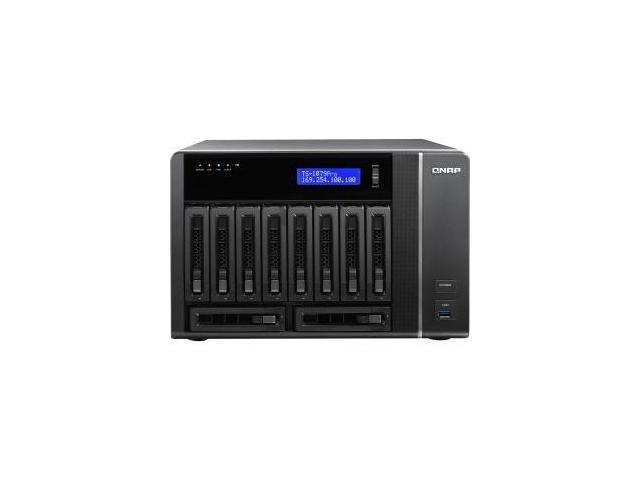 10-Bay NAS Tower