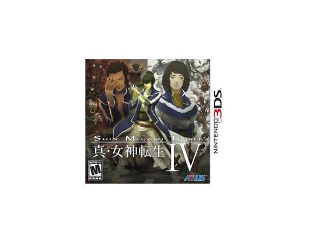 Shin Megami Tensei IV 3DS