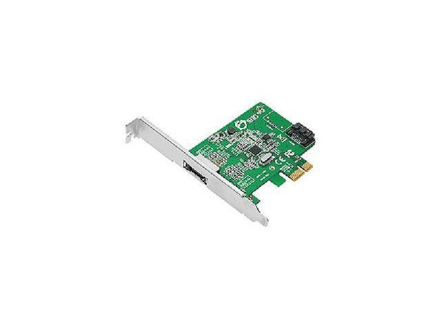 2 Port eSATA PCI-E Host Adapte