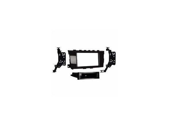 2013 Nissan Altima Sedan SDIN In-Dash Mounting Kit with Pocket