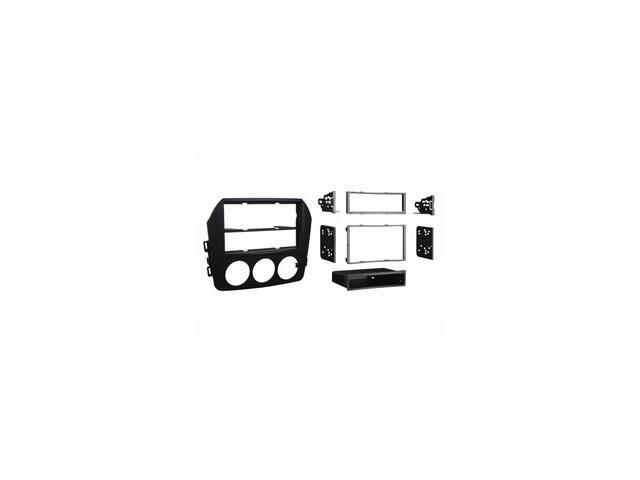 2009-2010 Mazda MX-5 Miata SDIN/DDIN In-Dash Mounting Kit