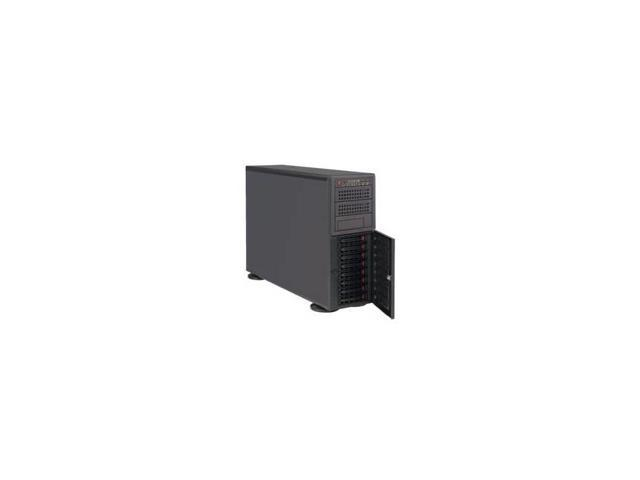 Supermicro Superserver Sys-7047R-72Rf Dual Lga2011 920W 4U Rackmount/Tower Server Barebone System (Black)
