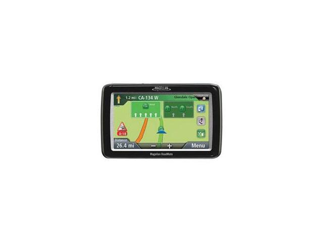 RoadMate 4.7 Wide Screen GPS w/ Lifetime Map and Traffic