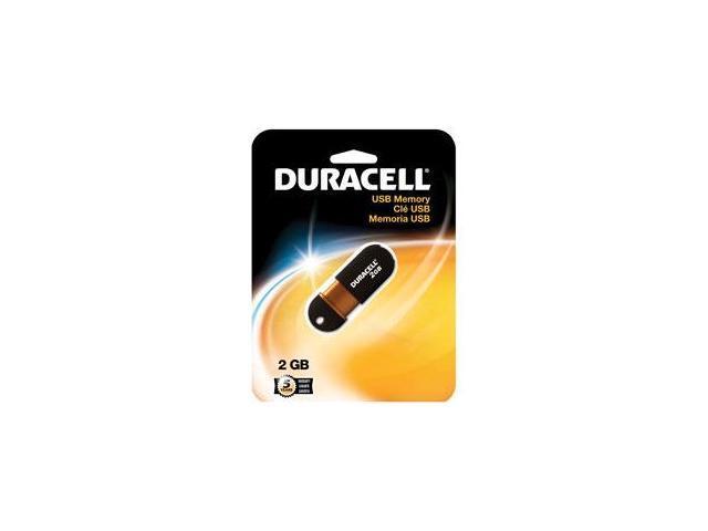 2GB Capless Universal Serial Bus (USB) Flash Memory Drive - Black/Copper